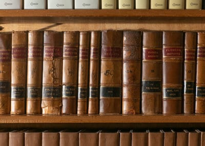 library-of-florida-law-books-at-j-bennett-law-offices